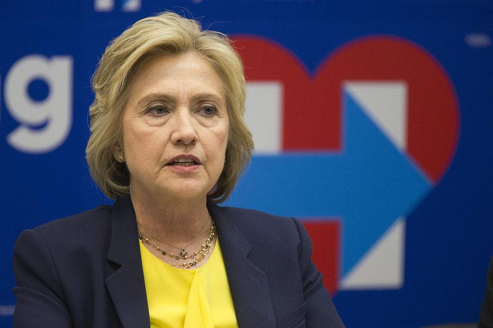 Should Clinton have declined Fox News' offer to debate Sanders in California?