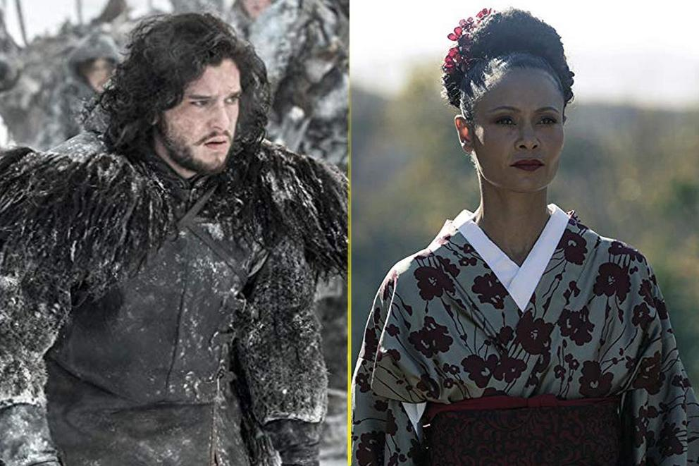 Which show has the best wardrobe: 'Game of Thrones' or 'Westworld'?