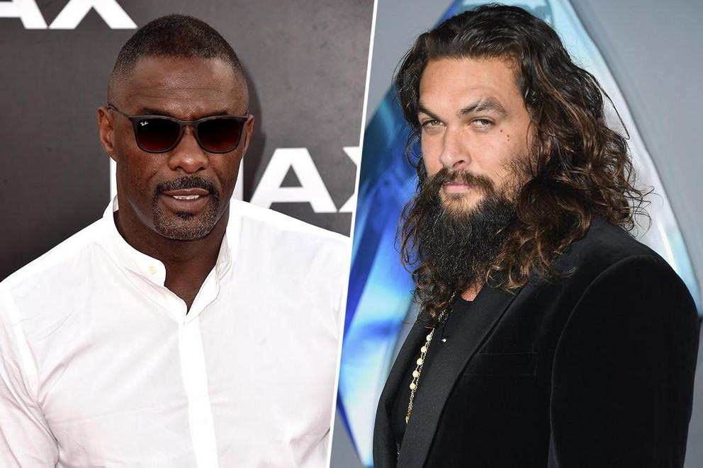 Who is really the sexiest: Idris Elba or Jason Momoa?