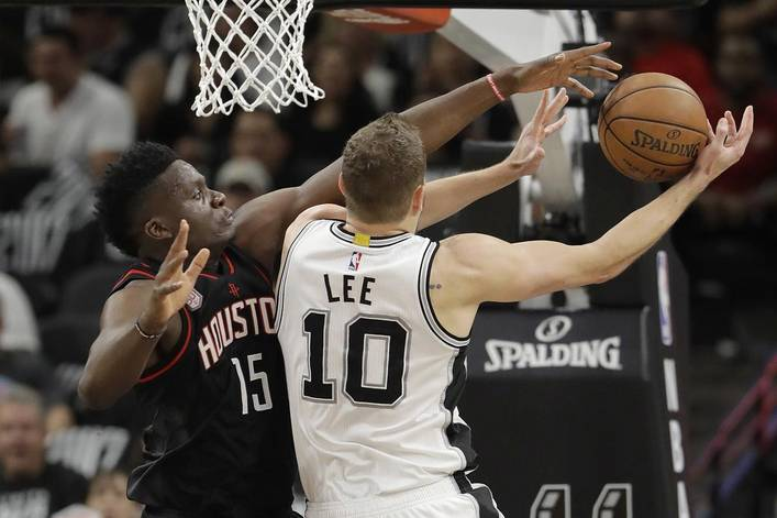 Who will win the 2017 NBA Semifinals: San Antonio Spurs or Houston Rockets?