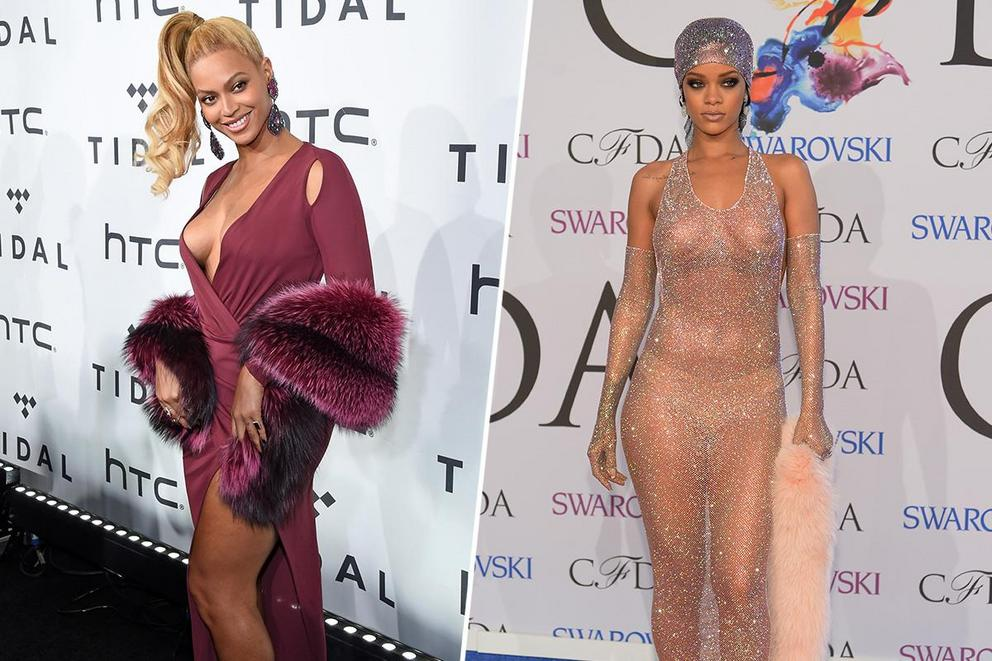 Favorite style icon of today: Beyoncé or Rihanna?