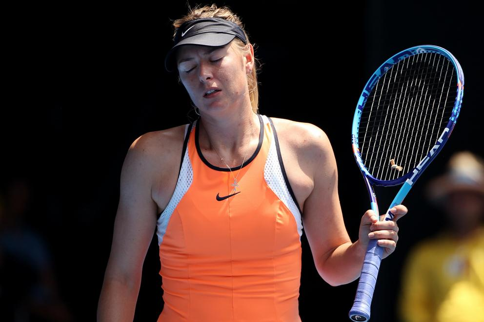 Maria Sharapova was banned from tennis for two years. Is the ban too much?