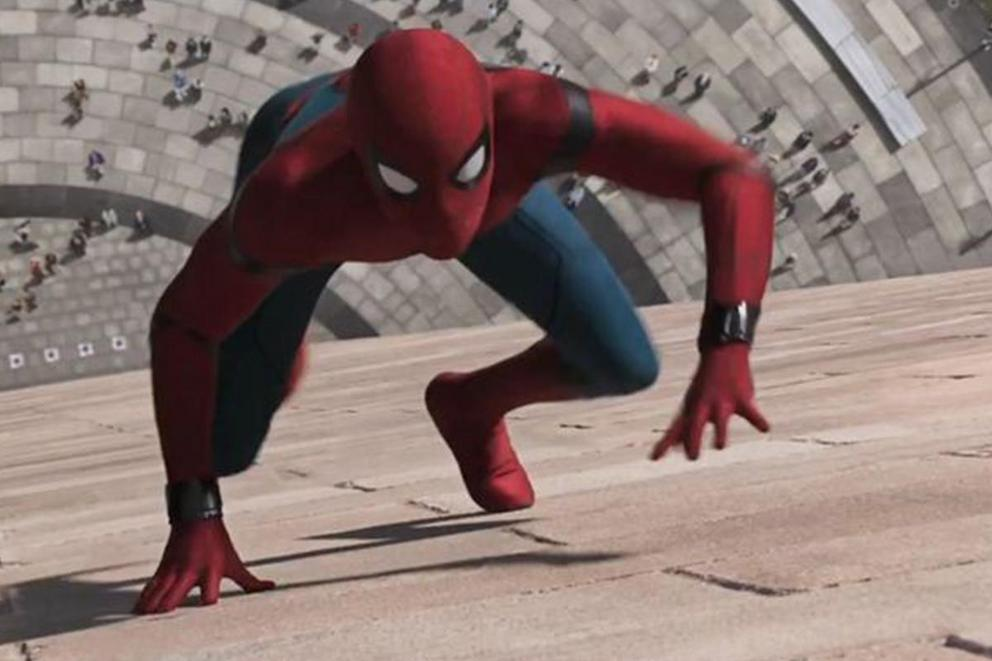 Does the 'Spider-Man: Homecoming' trailer spoil the movie?