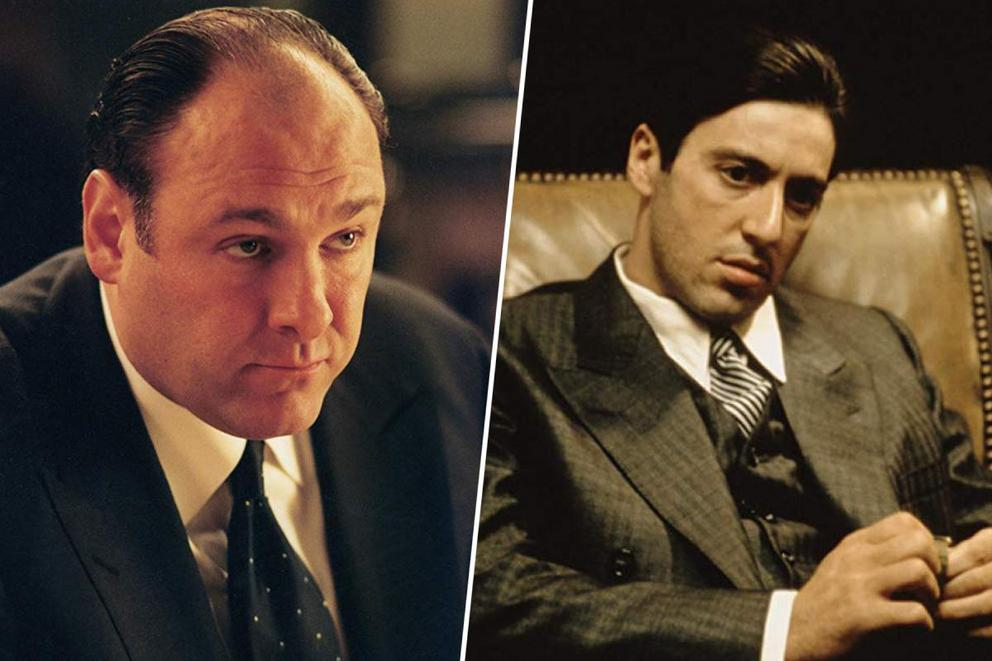 Who's the craftier mob boss: Tony Soprano or Michael Corleone?