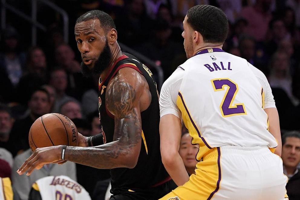 Are the Los Angeles Lakers championship contenders with LeBron James?