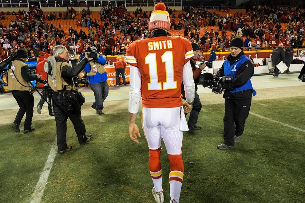 Did the Redskins win the Alex Smith trade?