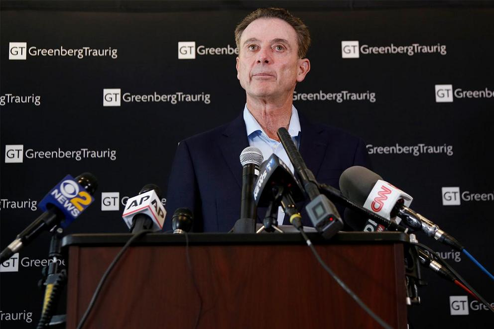 Should Rick Pitino be allowed to coach again?