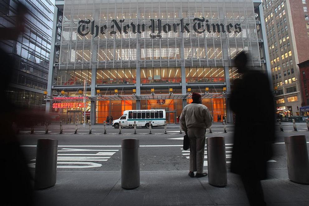 Should the New York Times have published the anonymous op-ed?
