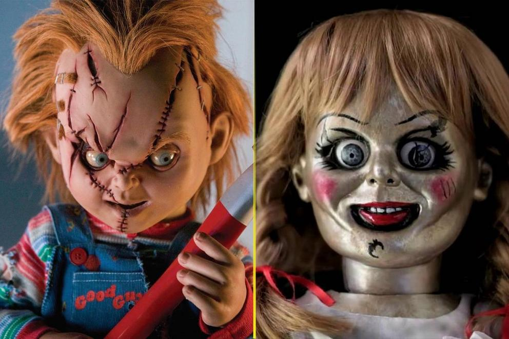 Scariest movie monster: Chucky or Annabelle?