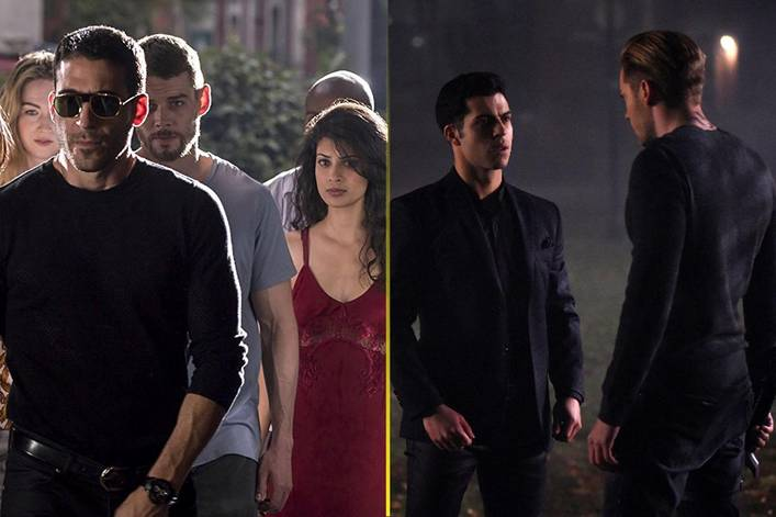 Which show will you miss the most: 'Sense8' or 'Shadowhunters