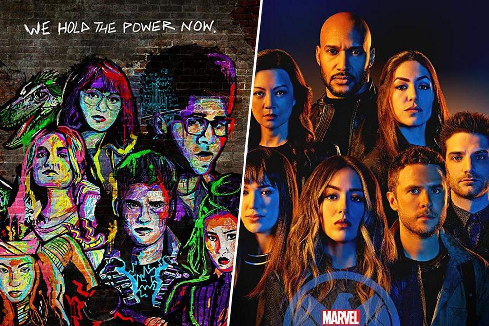 Ultimate '10s superhero show: 'Runaways or 'Agents of S.H.I.E.L.D.'?