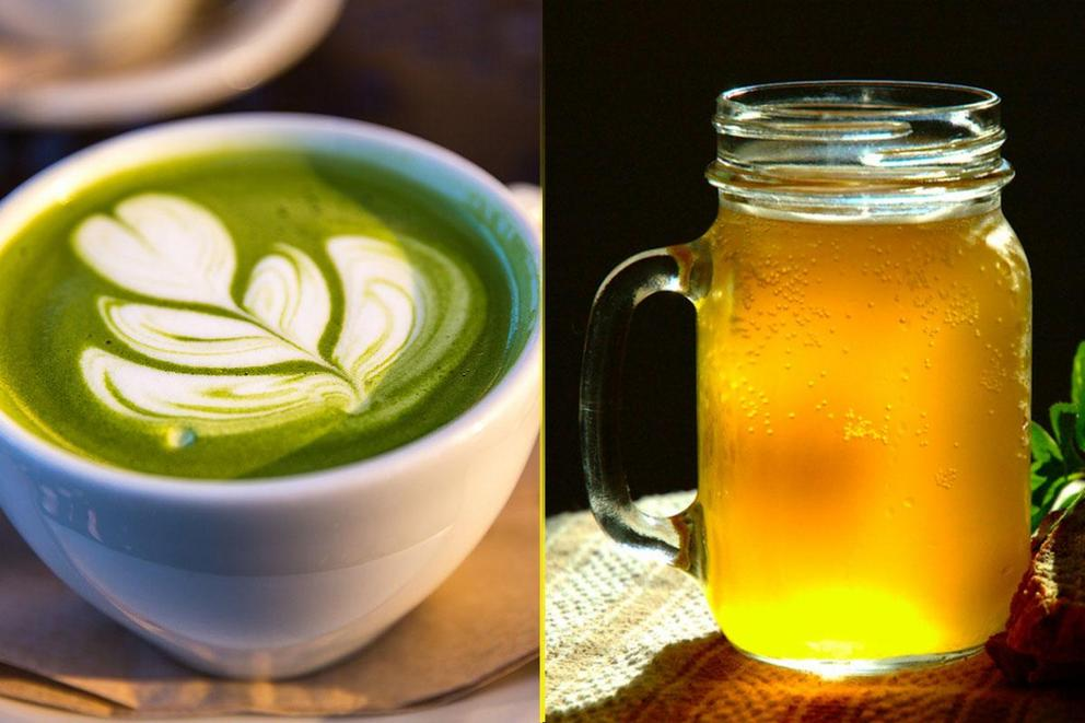 Best caffeine fix for health nuts: Matcha or kombucha?