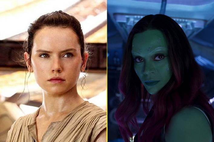 Best space saga: 'Star Wars' or 'Guardians of the Galaxy'?