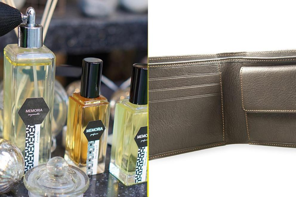 Treat Yo Self Day: Fragrances or fine leather goods?