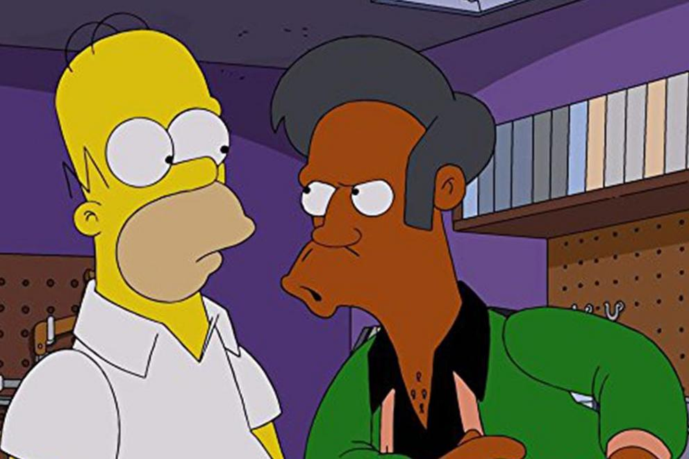 Should Apu be written off 'The Simpsons'?