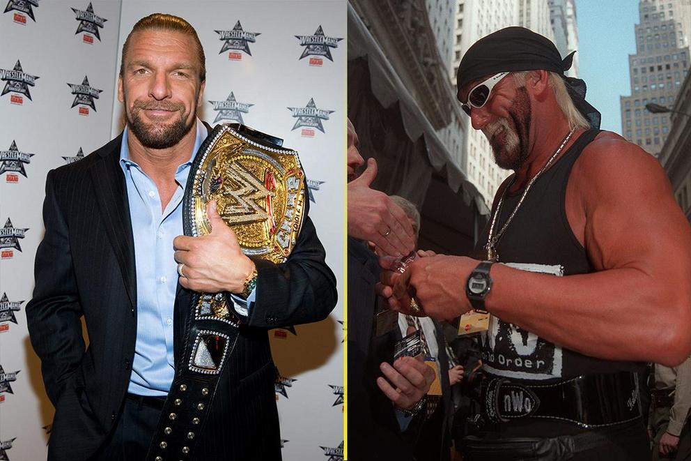 Greatest WWE heel ever: Triple H or 'Hollywood' Hogan