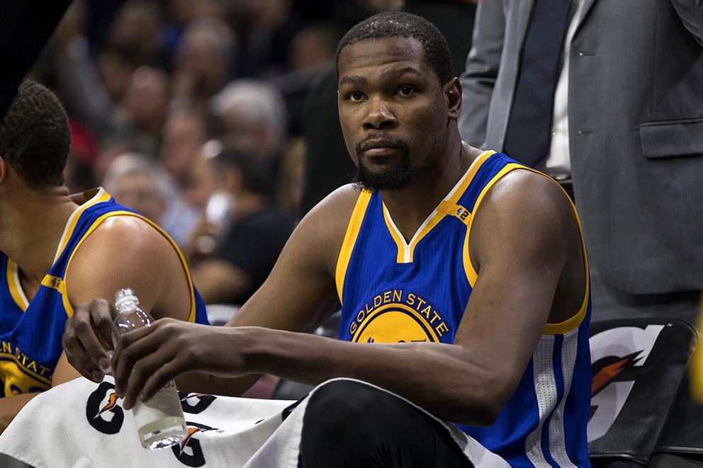 Will the Warriors survive without Kevin Durant?