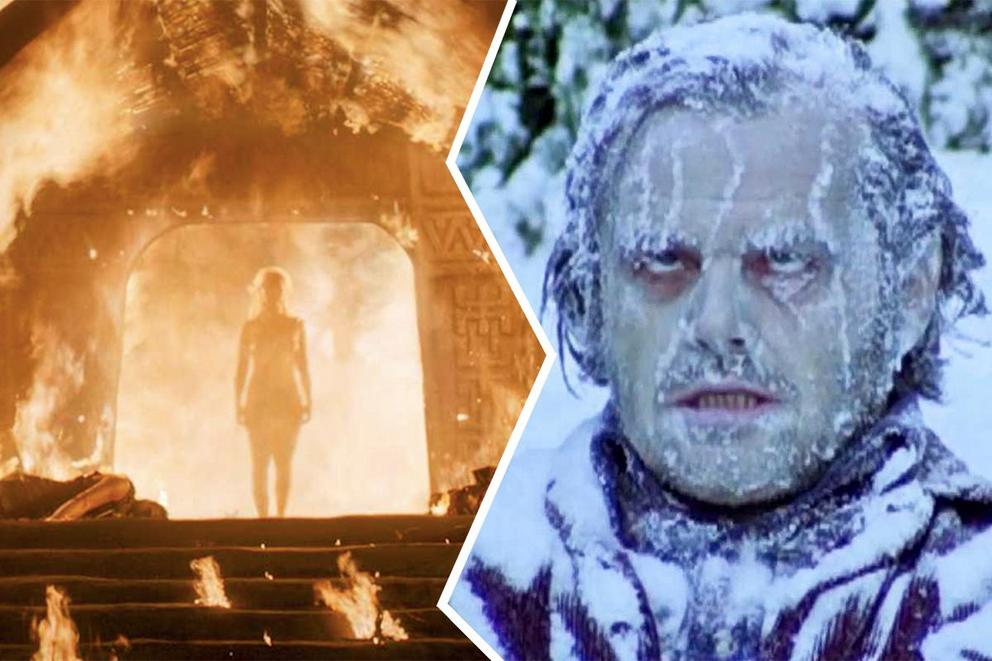 Would you rather freeze to death or be burned alive?