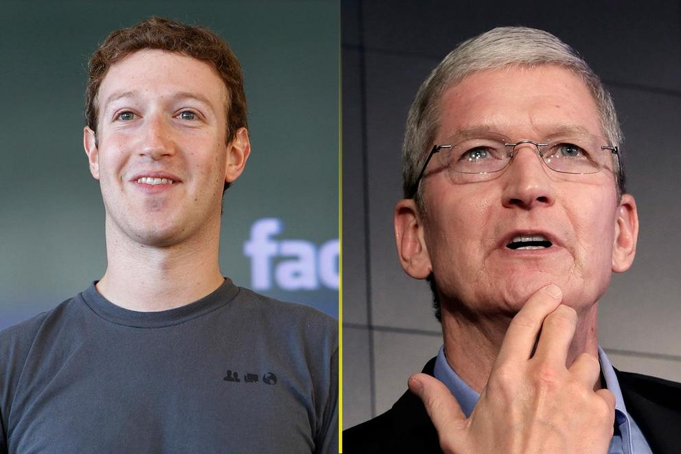 Who do you trust more with your private data: Facebook or Apple?