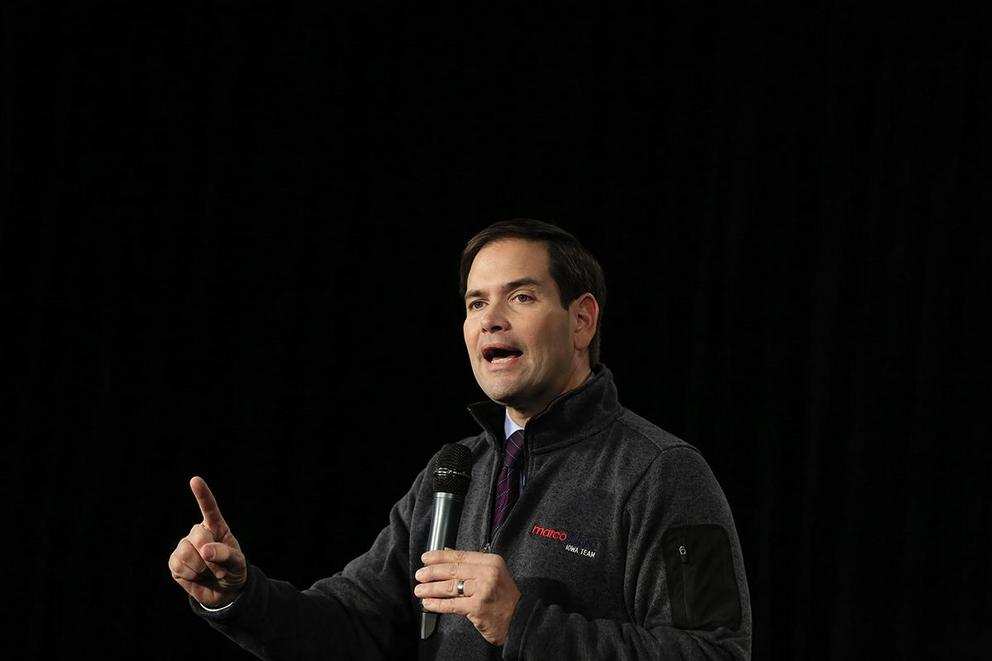 Should Marco Rubio run for reelection?