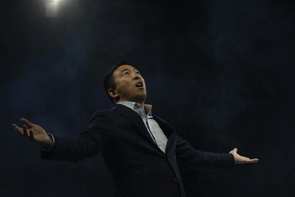 Is Andrew Yang being treated unfairly by the media?