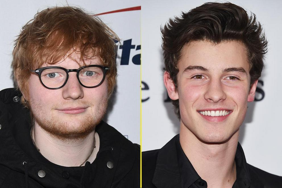 iHeartRadio Male Artist of the Year: Ed Sheeran or Shawn Mendes?
