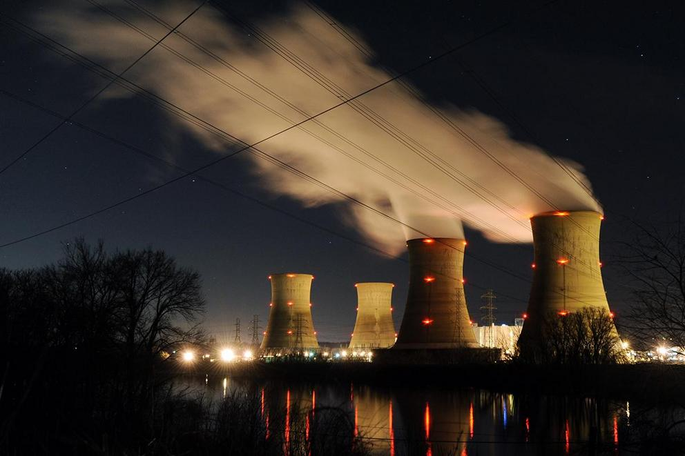 Should we invest in nuclear energy to curb climate change?