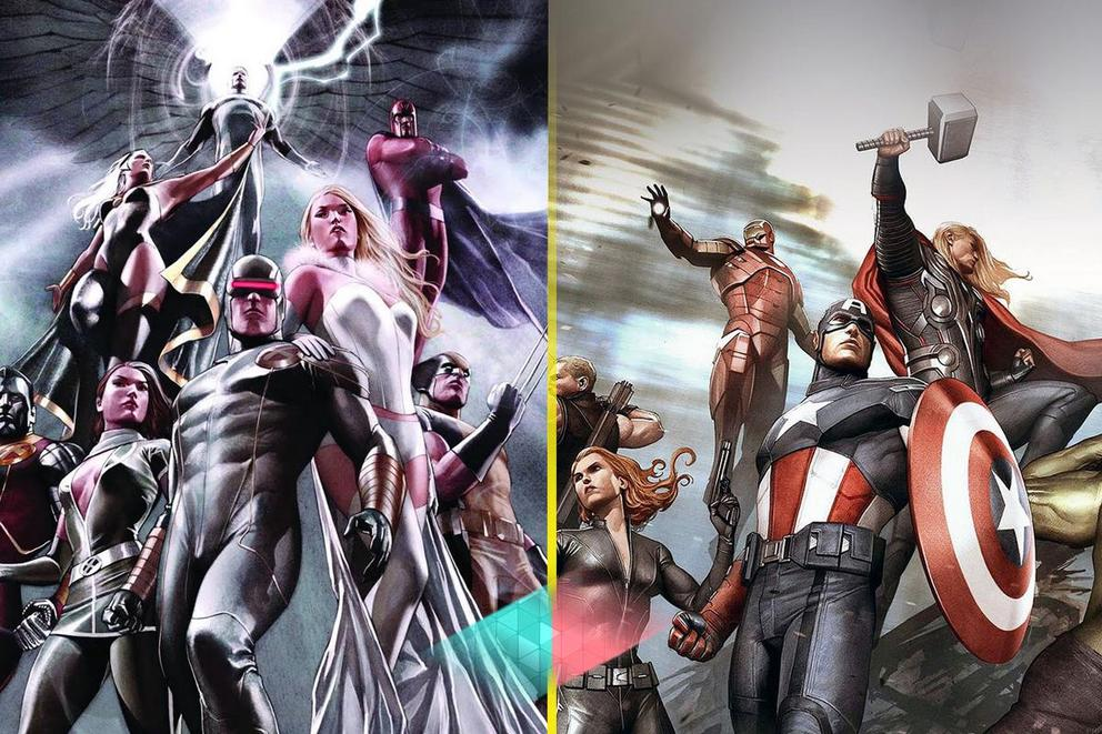 Who would win in a brawl: Avengers or X-Men?