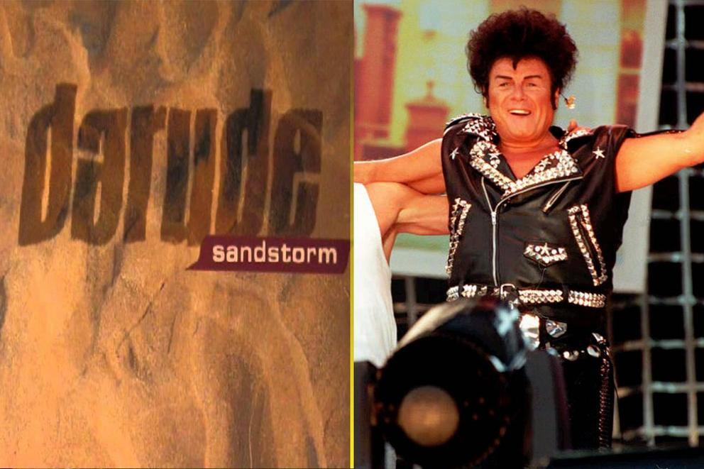 Best stadium anthem: 'Sandstorm' or 'Rock and Roll Part 2'?