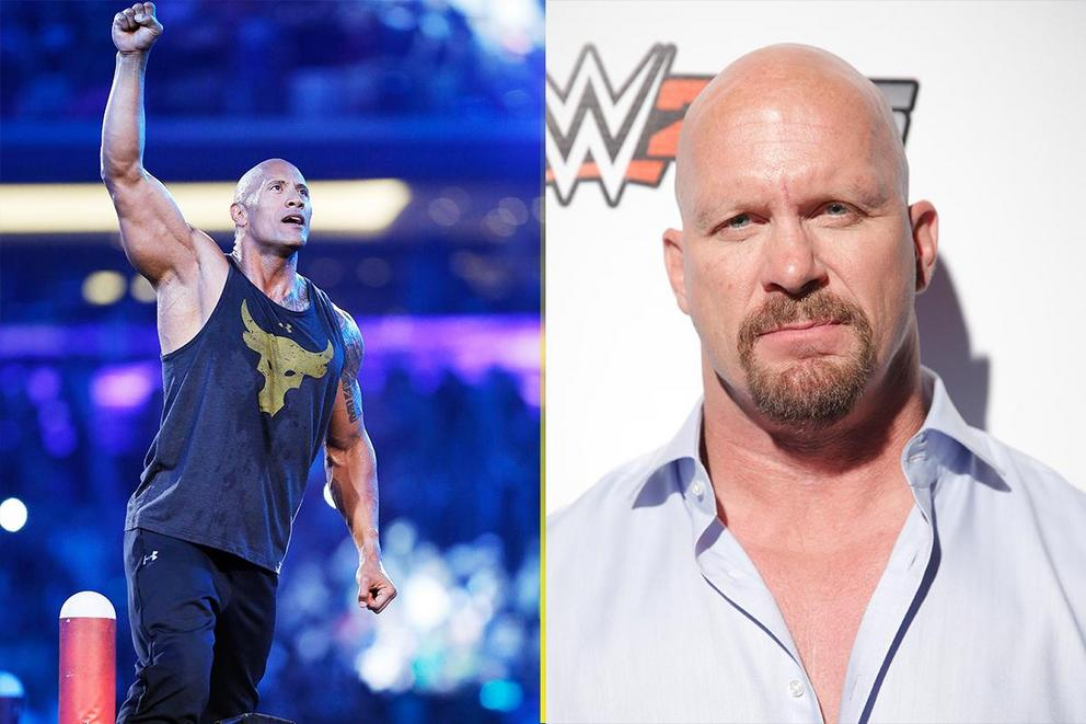 Best WWE face: Dwayne 'The Rock' Johnson or 'Stone Cold' Steve Austin?