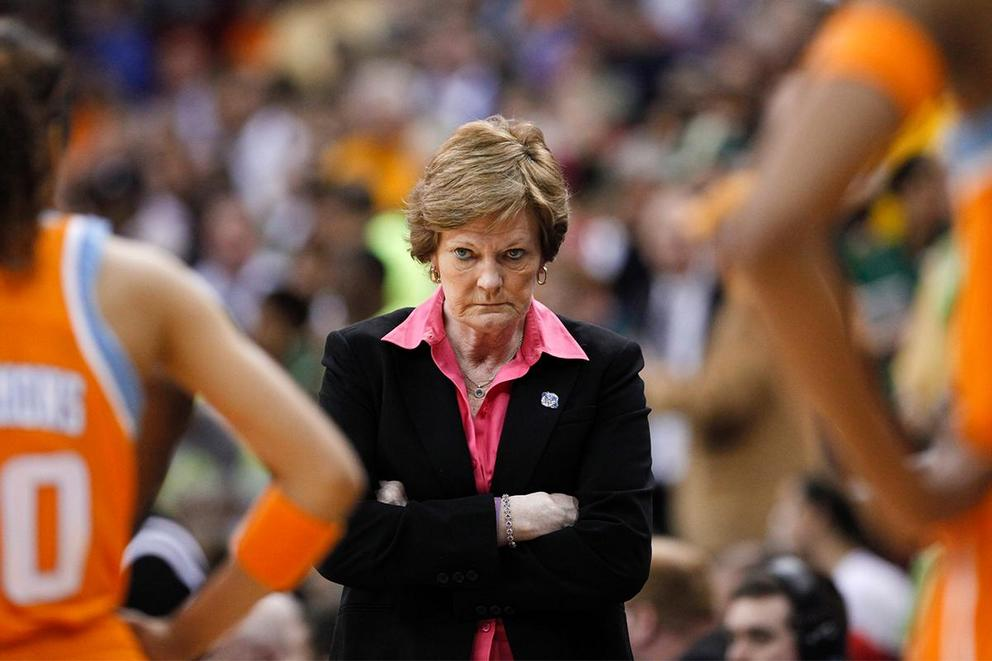 Is Pat Summitt the greatest NCAA basketball coach of all time?