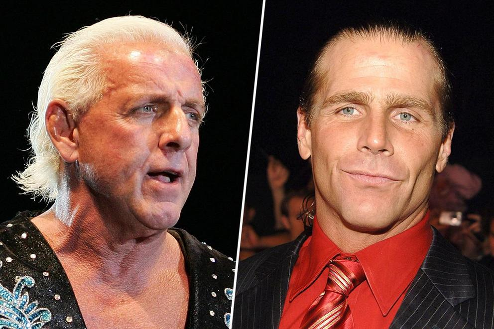 Greatest wrestler of all time: Ric Flair or Shawn Michaels?