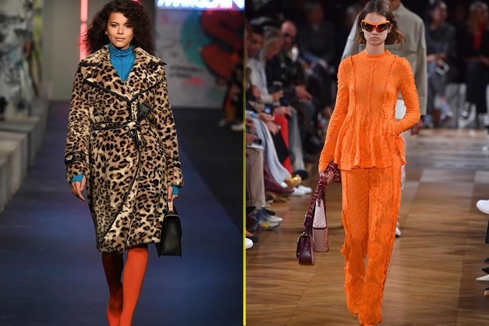 Favorite fall fashion trend: Leopard print or solid colors?