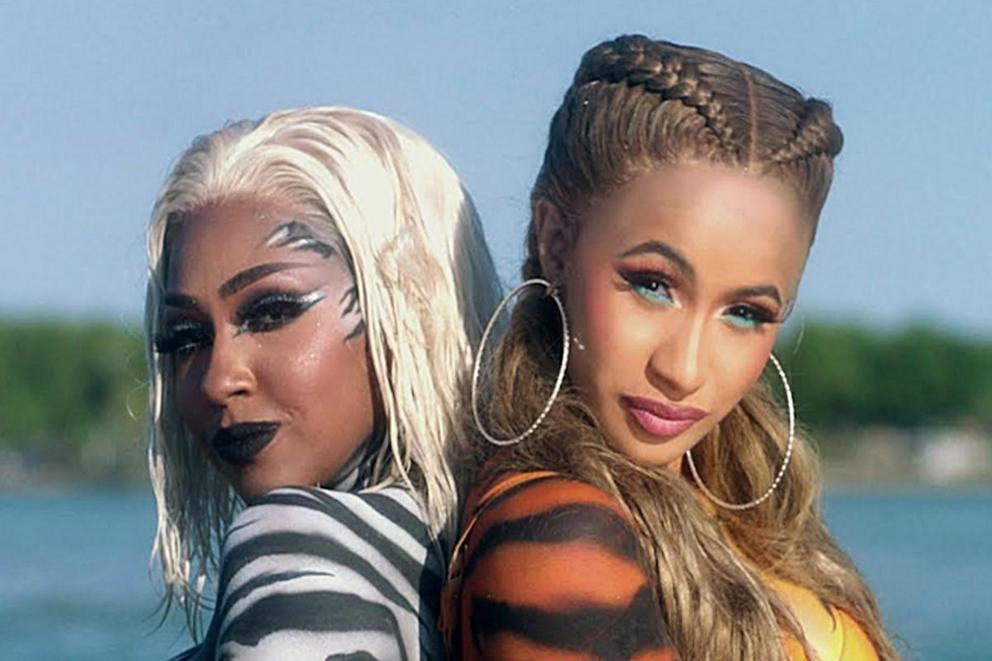 Is City Girls and Cardi B's 'Twerk' music video problematic?