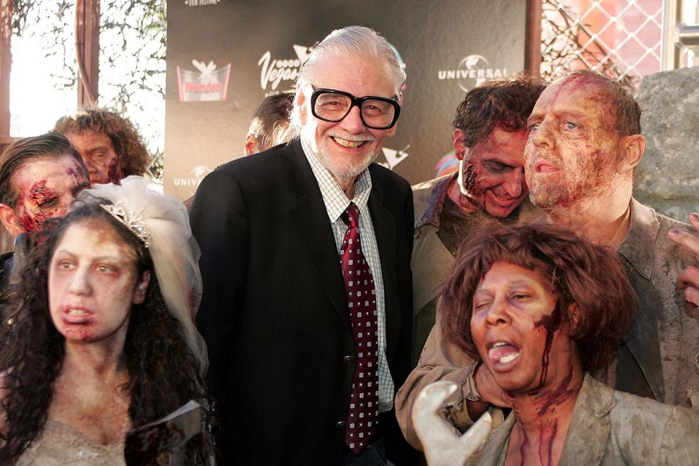 George A. Romero's most iconic film: 'Night of the Living Dead' or 'Dawn of the Dead'?