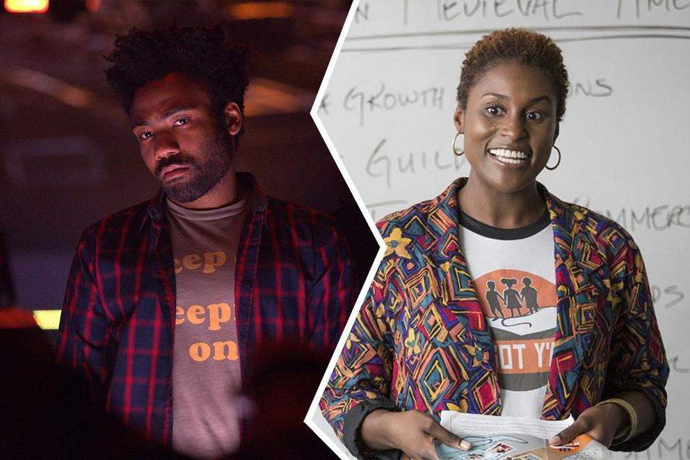 New TV comedy of the year: 'Atlanta' or 'Insecure'?