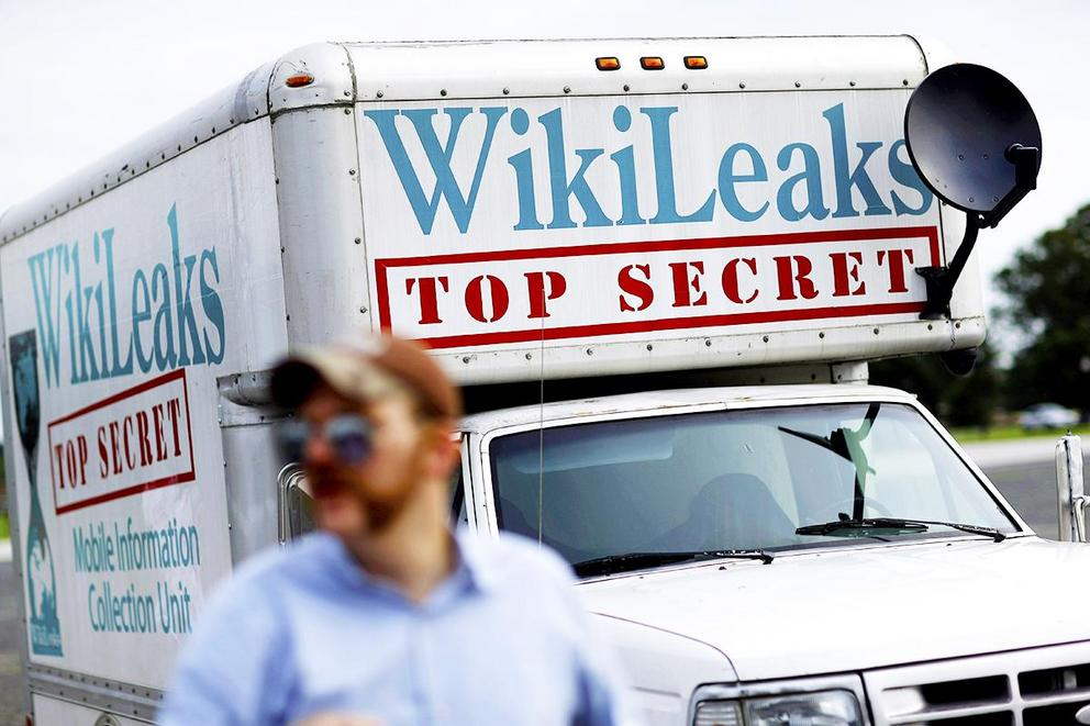 Does WikiLeaks use their powers for good or evil?
