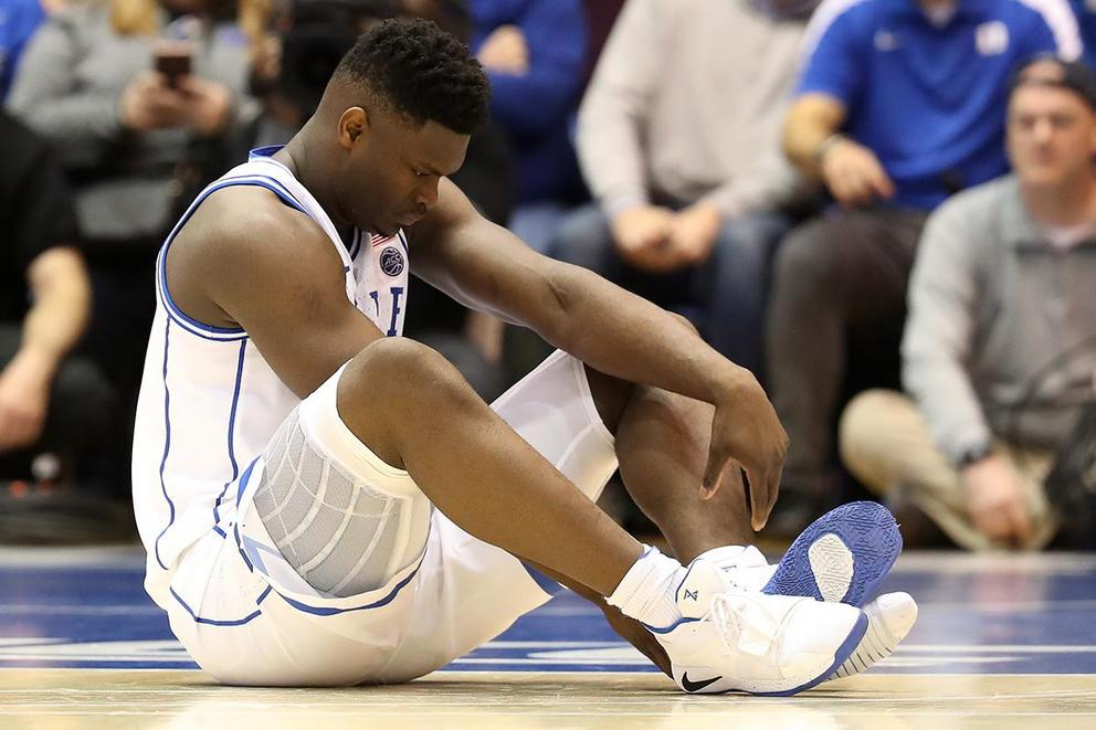 Should Zion Williamson sit out the rest of the season?