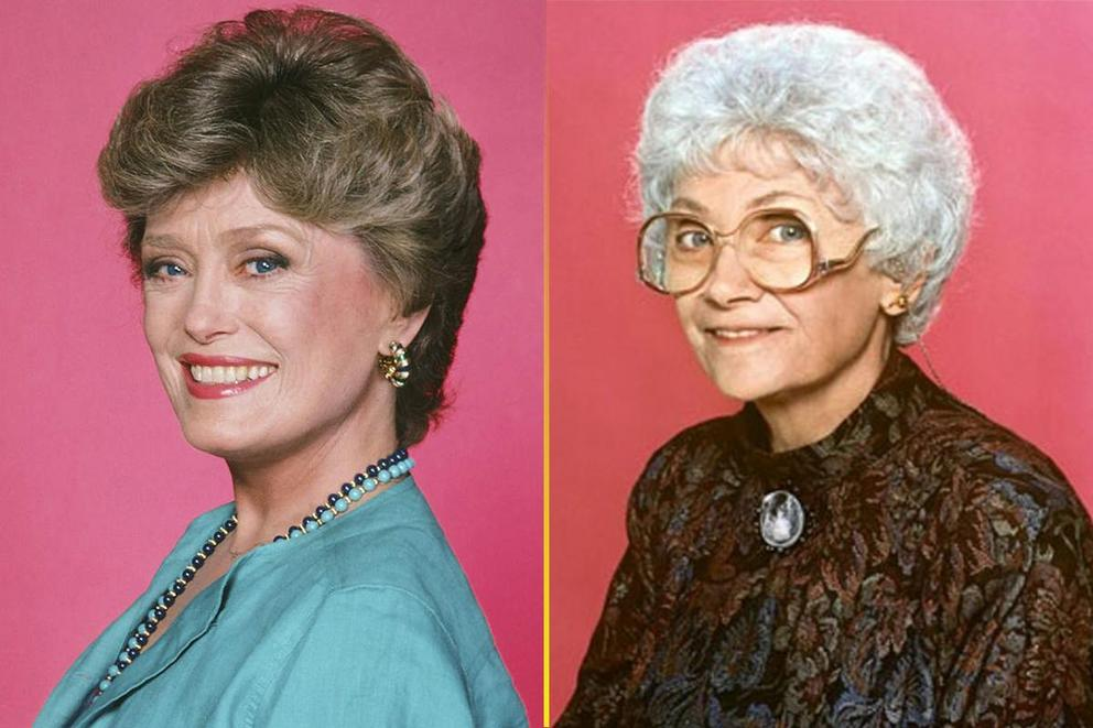 Favorite Golden Girl: Blanche or Sophia?