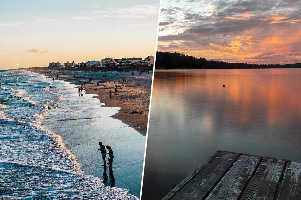 Would you rather live by the ocean or a lake?