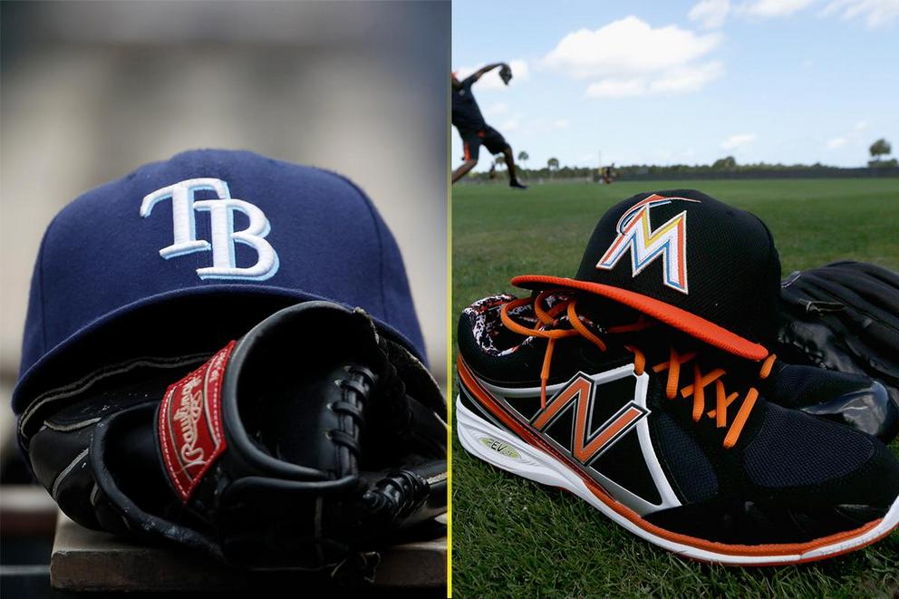 Which Florida baseball team will rebuild quicker: Tampa Bay Rays or Miami Marlins?