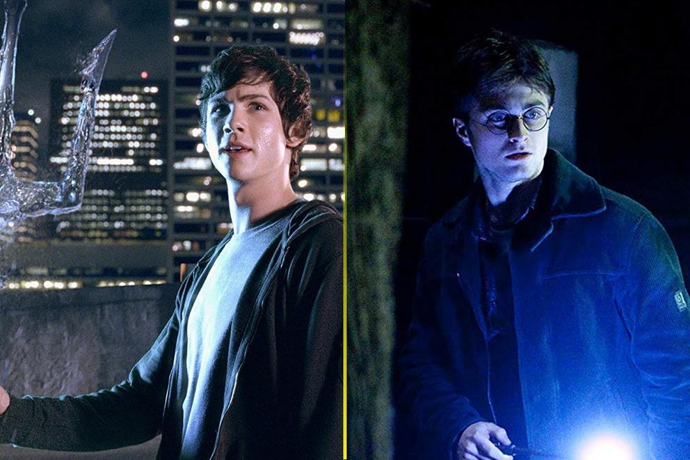 Best young adult fantasy series: 'Percy Jackson' or 'Harry Potter'?