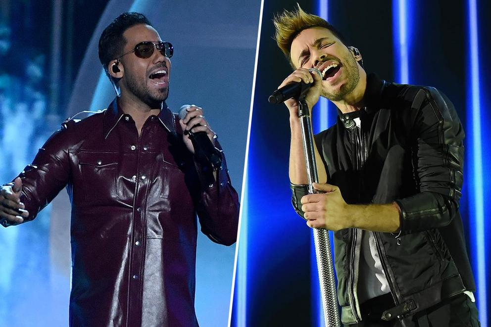 Favorite Bachata-Latin pop crooner: Romeo Santos or Prince Royce?