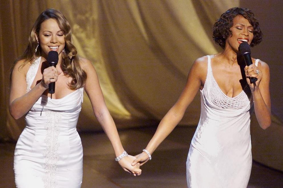 Which classic diva has the best voice: Whitney Houston or Mariah Carey?