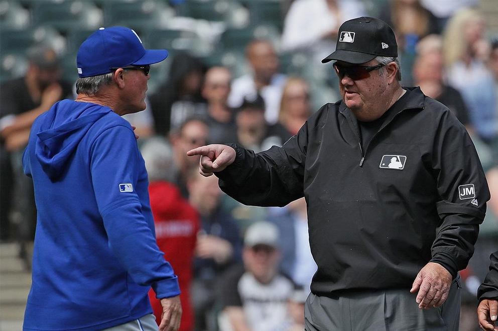 Is Joe West the worst umpire in all of baseball?