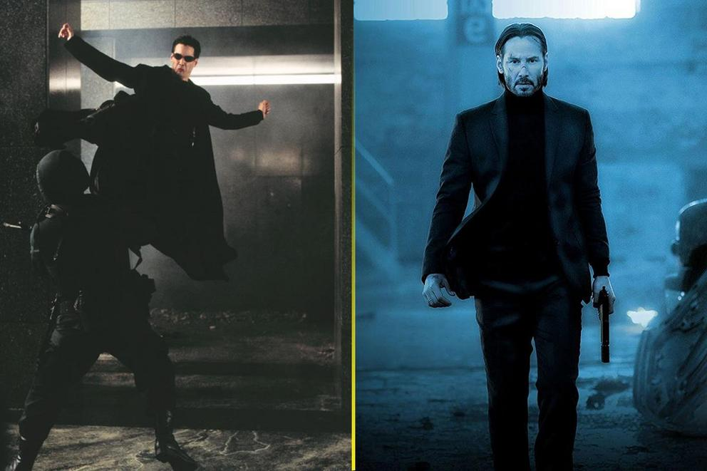 Keanu Reeves' best action role: Neo or John Wick?