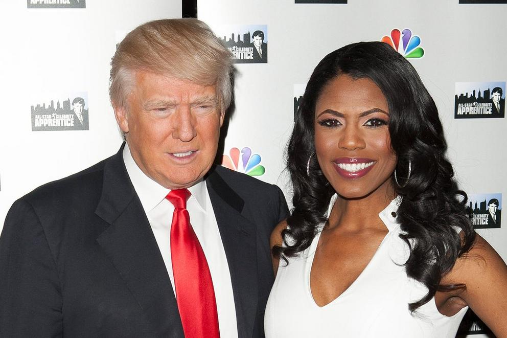 Is Omarosa a hero or a villain?