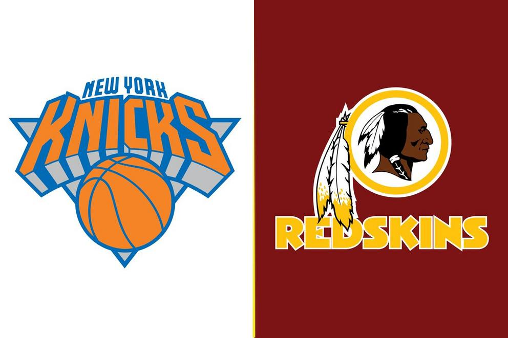 Most dysfunctional sports team: New York Knicks or Washington Redskins?