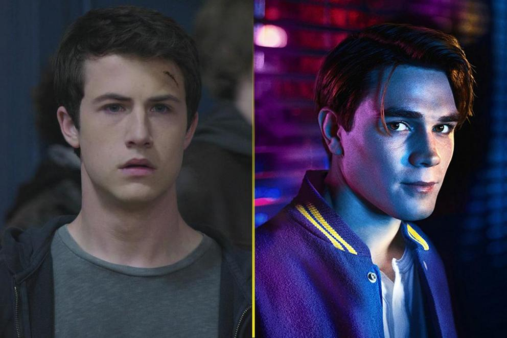 New TV show of the year: '13 Reasons Why' or 'Riverdale'?