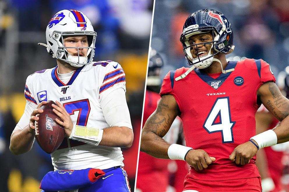 Who will win the NFL Wild Card round: Bills or Texans?